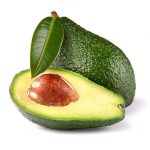 Natural skincare ingredient avocado oil
