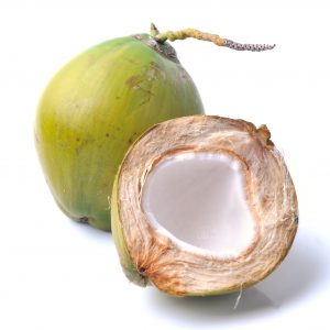 Coconut oil, natural treatment